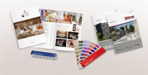 Kataloge und viele weitere Drucksorten