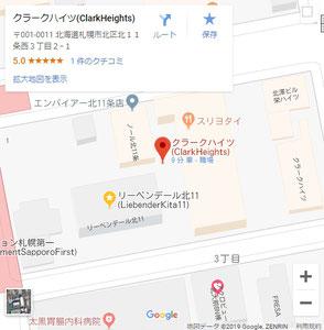 Google_Map_ClarkHeights