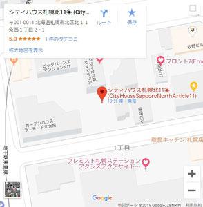 Google_Map_CityHouseSapporoNorthArticle11