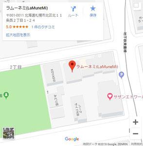 Google_Map_LaMuneMi
