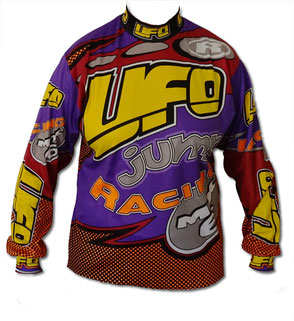 Motocross, Enduro, MX, Downhill Trikot