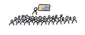 Als Speaker begeistere Dein Publikum