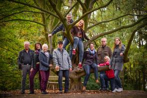 Familienfoto, Erwitte