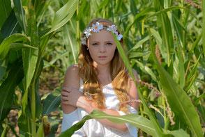 Natur Fotoshooting, Portraitfoto