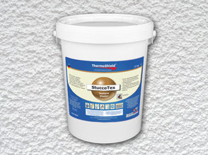 ThermoShield® - StuccoTex (Strukturleichtputz)