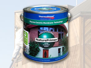 ThermoShield® - NaturePrimer (Grundierung für Holzanstriche)