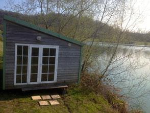 cabane de pêche Iktus