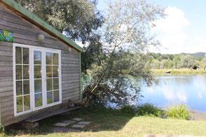 cabane de pêche à IKTUS