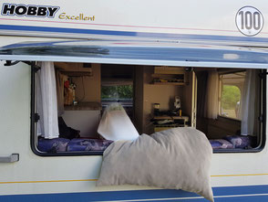 XCAT | Segelboot im Wohnmobil oder Wohnwagen transportieren