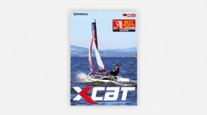 XCAT Row & Sail Produktbroschüre