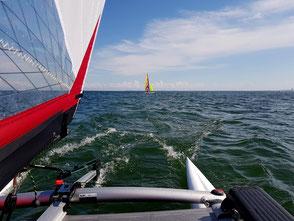 "XCAT Sail | Segeln ""Hart am Wind"""