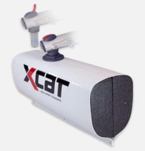 XCAT Rumpfmaterial umweltfreundliches HD-PE & EPP