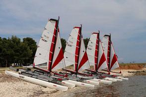 XCAT Sail | Mobil Katamaran segeln: Seglertreffen zum Erfahrungsautausch