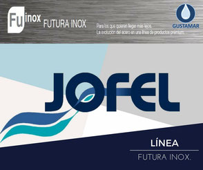 FUTURA INOX: DESPACHADOR DE PAPEL HIGIÉNICO INSTITUCIONAL JOFEL FUTURA INOXIDABLE MINI AE25000