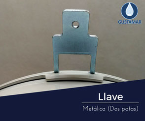 LLAVE DEL DISPENSADOR DE PAPEL HIGIÉNICO INSTITUCIONAL JOFEL  MINI SMART AE59000