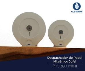 DISPENSADOR DE PAPEL HIGIÉNICO INSTITUCIONAL JOFEL MINI ALTERA PH51300