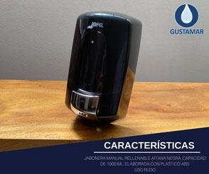 JABONERA RELLENABLE JOFEL AITANA AC70600
