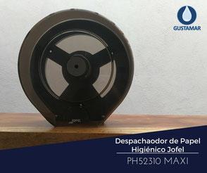 DISPENSADOR DE PAPEL HIGIÉNICO INSTITUCIONAL JOFEL MAXI ALTERA PH52310