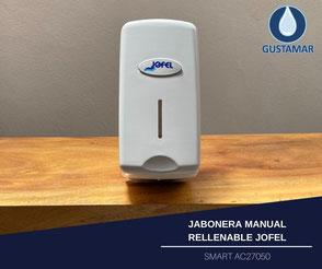 JABONERA MANUAL RELLENABLE SMART JOFEL AC27050