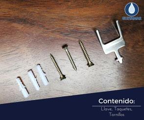 CONTENIDO DEL DESPACHADOR DE PAPEL HIGIÉNICO INSTITUCIONAL JOFEL MAXI AZUR PH52001