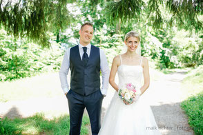 Heiraten am Herkules | Elisabeth und Michael