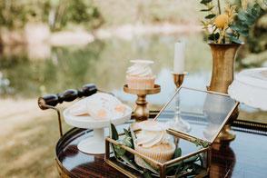 Cherrylicious, Oliver&Nicole, Hochzeitstorte