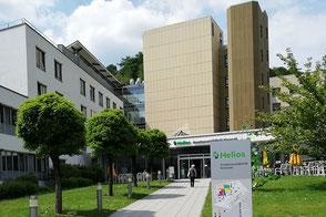 HELIOS Frankenwaldklinik in Kronach