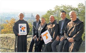 Offenes Kloster und offene Herzen - Fulda