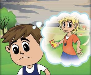 Schlupsi, Kindergarten, Grundschule, Fairness, Gewissen, Konzept