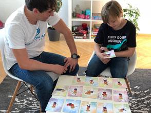 Schlupsis Gefühlskarten in der therapeutischen Arbeit mit Kindern