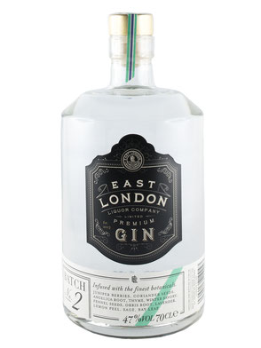 Premium Dry Gin Batch No. 2, East London Liquor Company, Berlin, Gin, Galerie Orange, Friedrichshain, Wühlischstraße,