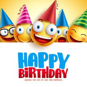 Geburtstagssprüche und Wünsche