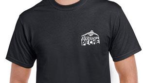 tee-shirt passion peche