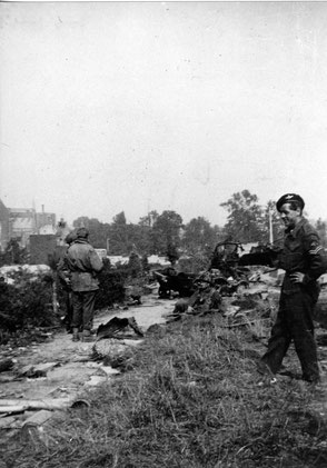 Gelders Archief 1560 Collectie Tweede Wereldoorlog, Arnhem Road bridge ramp