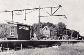 Wolfheze station (collection P. Reinders)