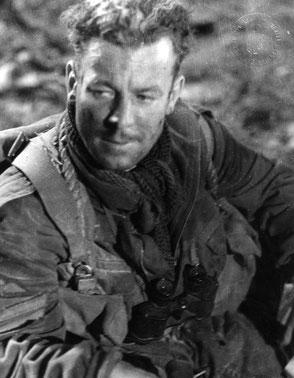 Gelders Archief 1560 Collectie Tweede Wereldoorlog, Sergeant Jack Bateman