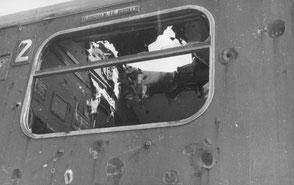 Damaged 2nd Class (Dieseltreinen in Nederland)