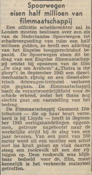 Nieuwsblad van hetNoorden 6-7-1951
