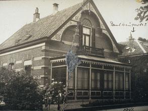 Stationsweg 18  in 1941 (Heemkunde Kring Renkum)