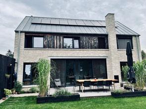 Historischer Bahnhof nach der Sanierung - Außenansicht