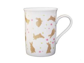 Mug Usagi Lapin Washi Nara Porcelaine
