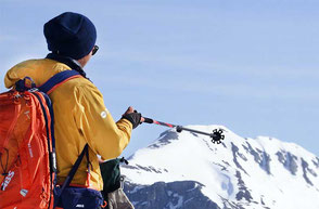 freeride guiding Obertauern