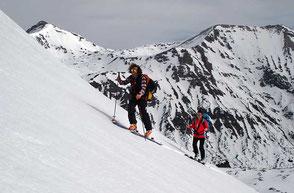 skitouring in Obertauern