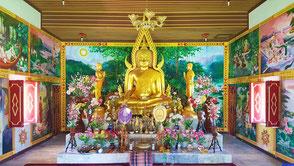 Khao Phansa Festival in Thailand