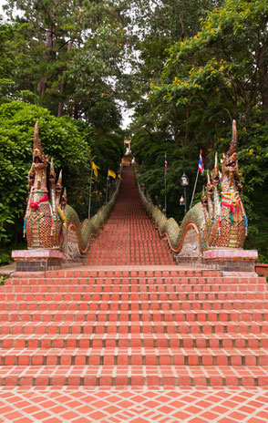 Naga-Treppe