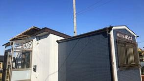 さいたま市岩槻区の株式会社岡島塗装、社屋外観の写真