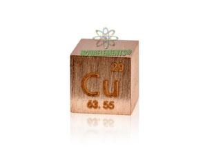 rame metallico, rame metallo, rame cubo densità, rame cubo, nova elements rame