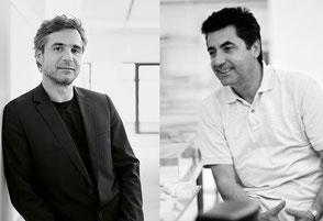 Philippe Grohe and Antonio Citterio