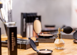 Makeup Produkte in der Beauty & Wellness Auszeit