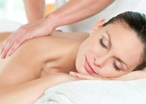 Massagen in der Beauty & Wellness Auszeit in Affing